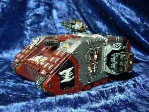 40K Space Marines Part Metal Land Raider Crusader Forgeworld Grey Knights