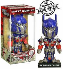 Transformers Revenge Of The Fallen Optimus Prime Bobble-Head New Boxed