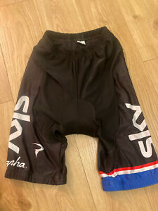 Unbranded Replica Team Sky Cycling Shorts Size XXL