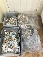 ALL WORLD OFF-PAPER STAMP MIX (Est 10-15 Thousand) - 1KG OFF PAPER BUY NOW £85