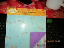 8x8 SCRAPBOOK Album ~ Markings by CR Gibson ~ Bow Wow Meow - CATS