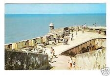 Vintage Postcard Real Photo San Juan Puerto Rico
