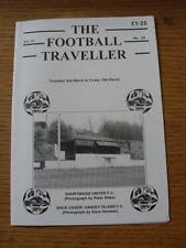 02/03/2000 The Football Traveller Magazine: Vol 13 No.28 - Shortwood United [Cov