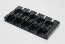 Brand new 5 string Hipshot A style brass black bass bridge 0.708 18mm bajo