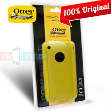 NEW Original Otterbox iPhone 3GS 3G CommuterTL Yellow Dual Layer Hard Cover Case