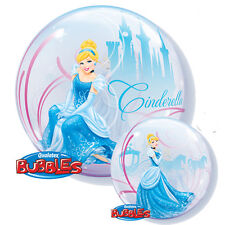 Qualatex 'The Princess and The Frog' Bubble Balloons Party Decoration Supplies