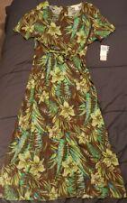 Vintage Melrose Studio Floral Medium Dress
