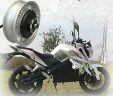 Air Cooled 14KW 72V Brushless Electric Motorcycle Scooter Conversion Kit 100MPH