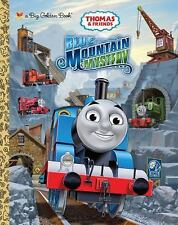 Blue Mountain Mystery (Thomas & Friends) (Big Golden Book)-ExLibrary