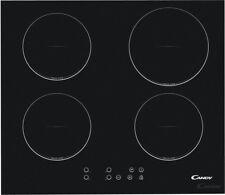 Piano Cottura induzione Candy 4 Fuochi incasso elettrico 60 cm Nero CI640CBA1