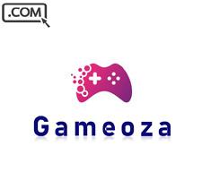 Gameoza .com  - Brandable premium Domain Name for sale - GAME DOMAIN NAME