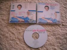 CD John Mc Laughlin Tokyo LIVE the free spirits (Denis Chambers / DeFrancesco)
