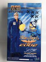"""Blue Angels Aviator, Scott Kartvedt Action Figure -NIB, 12"""" Elite Force"""