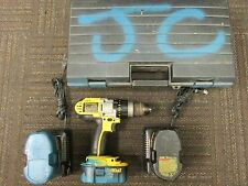 "Dewalt 18v DCD950 XRP 1/2"" Drill/Hammer Drill big bundle"