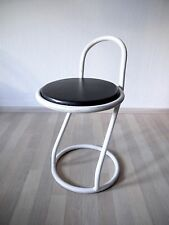 VINTAGE INDUSTRIAL BAUHAUS ART DECO 1930s 1940s 1950s BENCH STOOL CHAIR