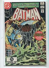 Detective Comics #525 NM  Batman- In Combat With CROC  DC Comics CBX34