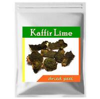 120-500 g Kaffir lime dried peel ,Leech lime peel,Mauritius papeda