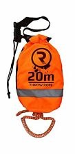 20m Riber Throwbag Throwline Rescue Rope Kayak Canoe Safety Emergency Gear