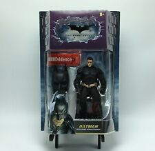 Mattel Movie Master Unmasked Batman Dark Knight Wave 1 With NO Air Holes RARE!