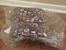 KITH x Tommy Hilfiger Crest Cap Hat Navy Blue New With Tags NWT SS19 Collection