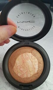 MAC~Mineralize Skinfinish~SEMI-PRECIOUS GOLDSTONE~Highlighter  Rare WORLD  SHIP!
