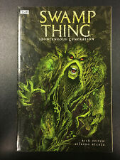 Swamp Thing Spontaneous Generation Book 8