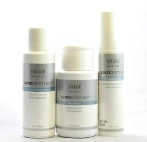 Obagi CLENZIderm M.D. Normal-to-Oily Kit Acne Skin  SAME DAY SHIP