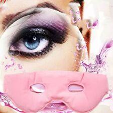 Tourmaline Magnet Eye Mask Cold Hot Magnetic Sleep Gel Shade Cooling Heat
