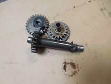 honda trx300 fourtrax 300 4x4 starting starter gears 1995 1996 1997 98 1999 2000