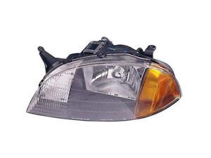 Chevy Metro Suzuki Swift 98 99 00 01 Headlight Lamp Lh
