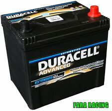 BATTERIA AUTO DURACELL ADVANCED DA60 (12V 60AH 510A DX)