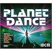Planet Dance (3 X CD ' Various Artists)