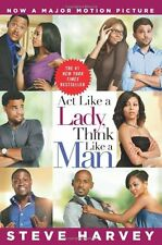 Act Like a Lady, Think Like a Man Movie Tie-in Edition: What Men Really Think Ab