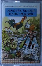 Petterssons Lieder Findus und der Hahn im Korb Cassette Hörbuch Audiokassette MC