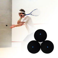 Professional One Blue Dot Rubber Squash Ball Training Competition Accessories