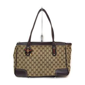 Gucci Tote Bag  Browns GG Canvas 1417300
