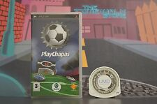 PLAYCHAPAS PLAY CHAPAS FOOTBALL EDITION SONY PSP ENVÍO 24/48H COMBINED SHIPPING