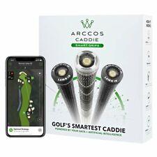 Arccos Caddie Smart Grips FREE SHIP! New in Box!