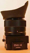 Nikon DW-4 Lupensucher für die F3 mit Augenmuschel DW 4 Lupenlichtschacht