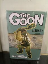 The Goon Library Volume 4 by Eric Powell Hardcover Book~
