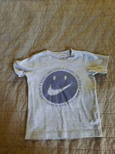 Have a Nike Day Kids T shirt 4T Grey