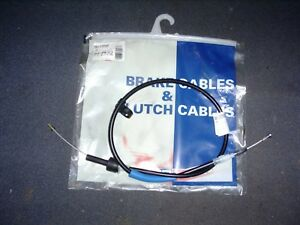1990 1991 FORD ESCORT MK5 MK MARK 5 V ORION CLUTCH CABLE BB11372C NEW