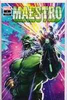 MAESTRO #1 (CLAYTON CRAIN EXCLUSIVE VARIANT) Comic Book ~ Marvel Comics Hulk