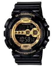 Casio G-Shock * GD100GB-1 Digital Gold & Black Resin Watch for Men COD PayPal