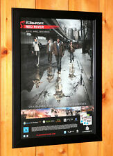Operation Flashpoint Red River Rare Small Poster / Ad Page Framed PS3 Xbox 360