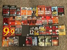 JAMES PATTERSON  Novels Books (Your Choice)  ONLY $2.50 each