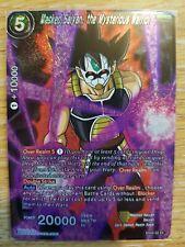 the Devastator 4x BT5-111 SR Dragon Ball Super PLAYSET Black Masked Saiyan