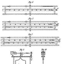 Antike, alte Waage: Sartorius, Schenck...Histor. Infos 1877 - 1894