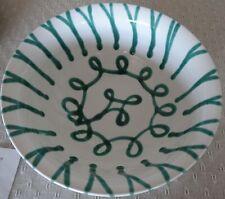 Gmundner Keramik Schüssel ,groß,grüngeflammt, neu