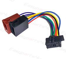 ISO Adapter PIONEER DEH - 2200UB 2220UB 2200BB 3200UB 4200SD 5200SD 7200SD